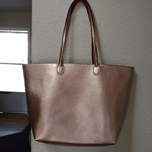 Gorgeous and shiny Bath & Body Works tote